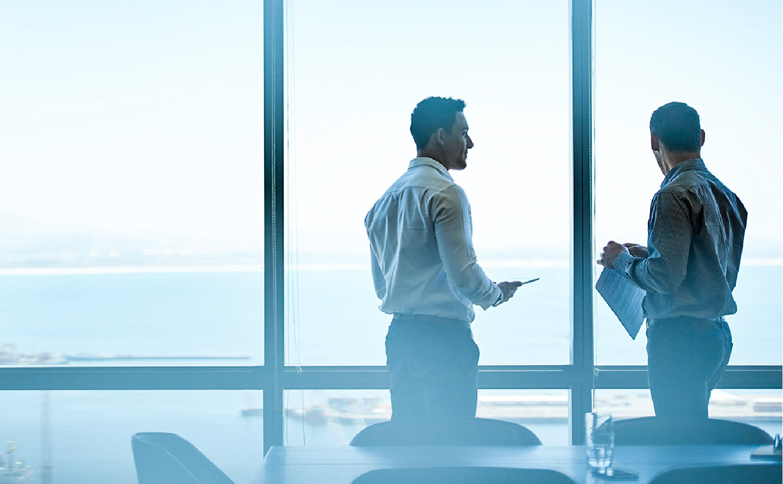 men in office | Ignyte branding