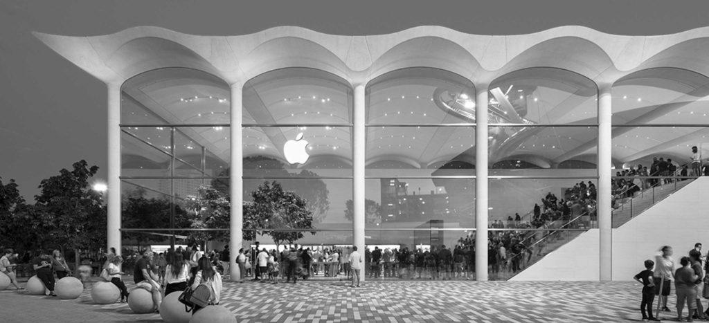 competitive advantage framework branding shop apple brand ignyte