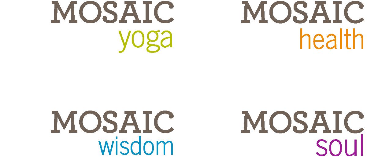 ignyte branding agency brand identity brand architecture mosaic yoga
