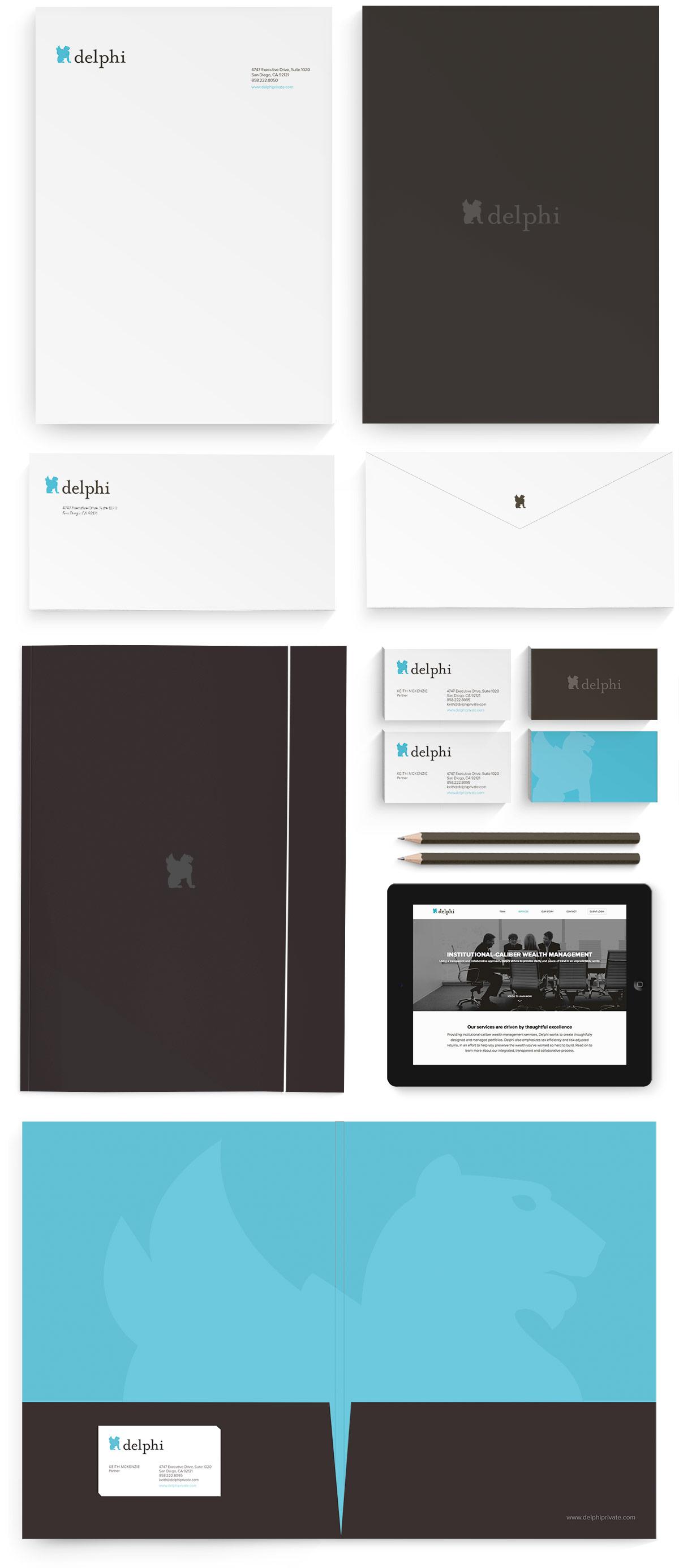 ignyte branding agency brand identity stationery