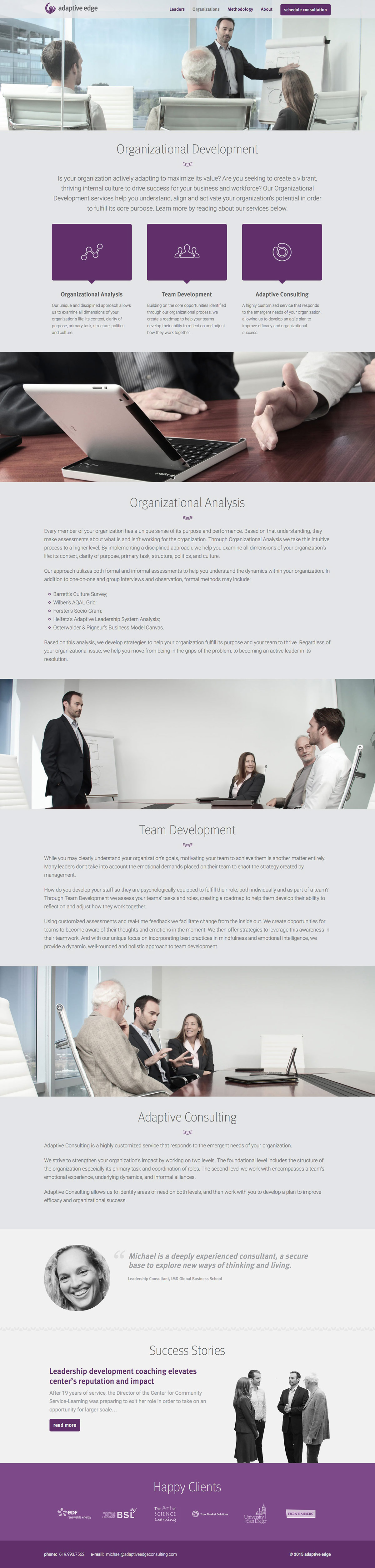 ignyte web design agency organizations