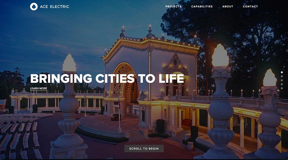 ignyte-website-design-ace-electric-home