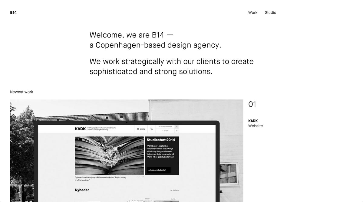 clean and simple websites 30